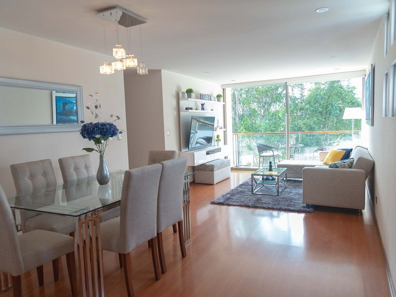 Cozy and amazing apartment very well located and modern, location de vacances à Chaclacayo