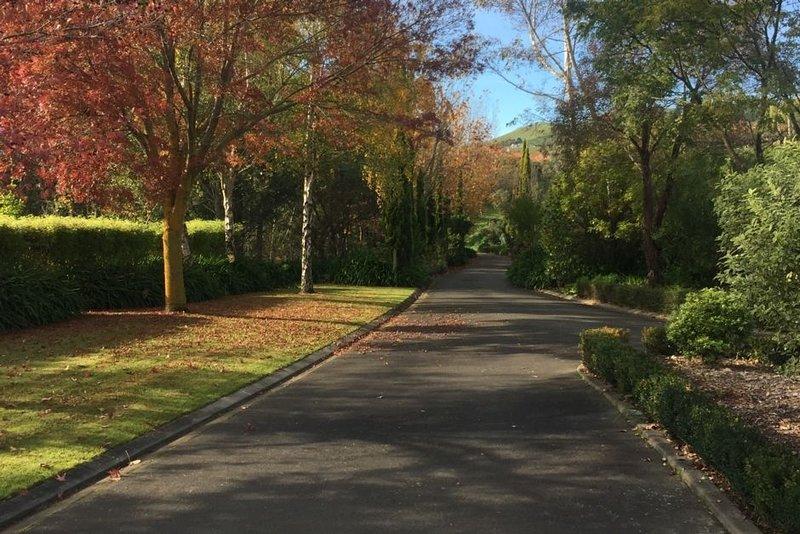 Ambury House - private garden resort with views, alquiler de vacaciones en Havelock North