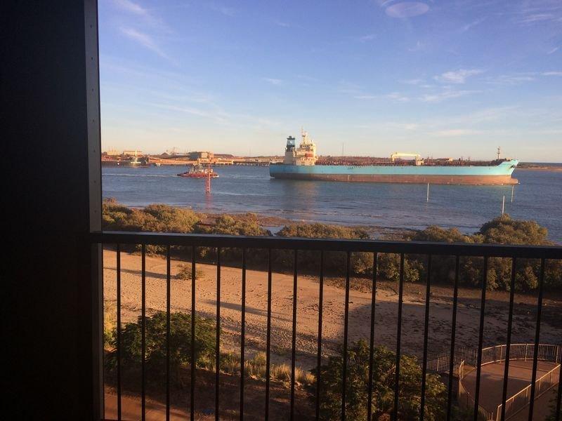 Spectacular Port Views, holiday rental in Port Hedland