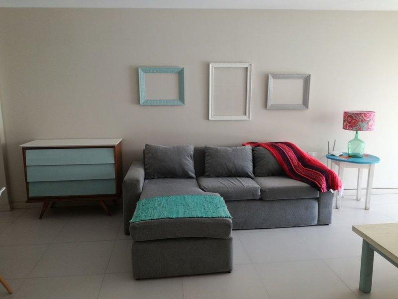 Departamento entero, nuevo, amplio, luminoso, ubicacion preferencial, casa vacanza a Dorrego