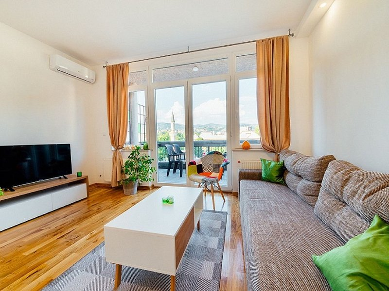 *EXCLUSIVE VIEW* APARTMENT SARAJEVO, holiday rental in Sarajevo