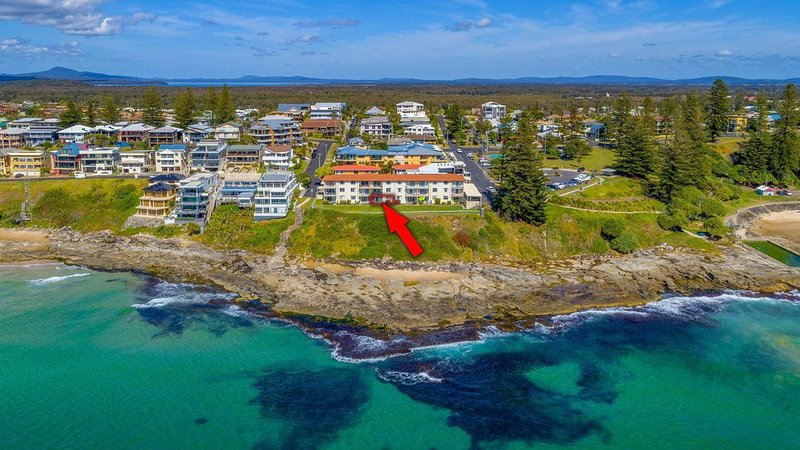 Craigmore On The Beach Unit 4 - ground floor, holiday rental in Maclean