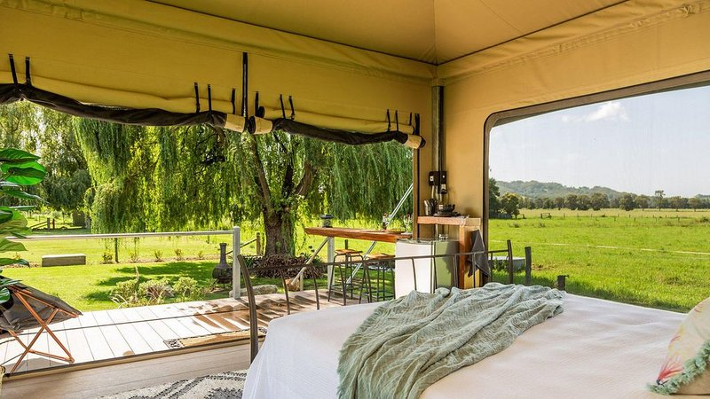 Britlyn Willows - Glamping in Berry, holiday rental in Berry