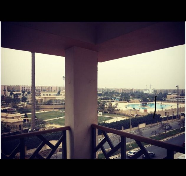 Big house in al rehab city, location de vacances à Al Rehab