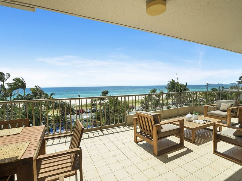 THE ROCKS RESORT, UNIT 3D, vacation rental in Currumbin