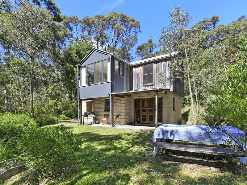 Bluegum at King Parrot Cottages, holiday rental in Pennyroyal
