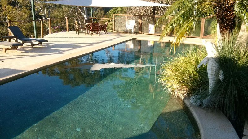 Byron Bay Vista Lodge, holiday rental in Byron Bay