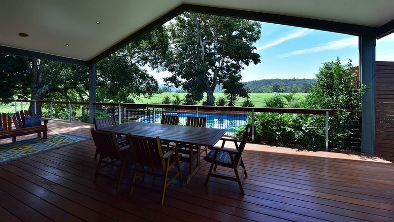 Mullumbimby Rural Escape  - Harry's Place, location de vacances à Wilsons Creek