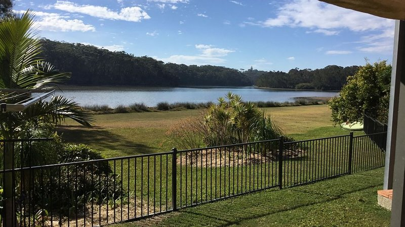 Lake View Cottage - peaceful/tranquil, holiday rental in Mullaway