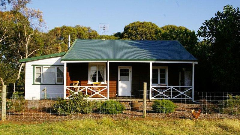 Swallows Cottage, Margaret River, holiday rental in Karridale