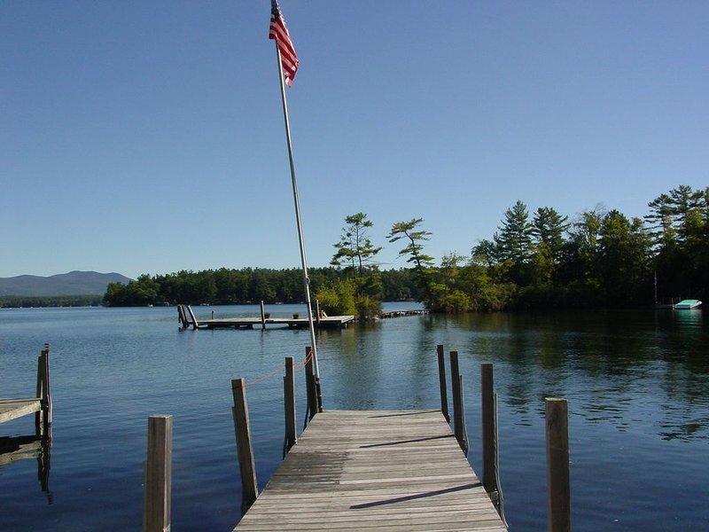 KON133Wf - Lake Winnipesaukee Sandy Beach, location de vacances à Meredith