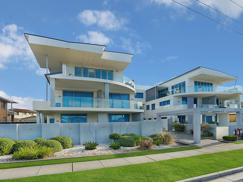 Luxury Accommodation, The Entrance, Ocean Parade, alquiler vacacional en The Entrance