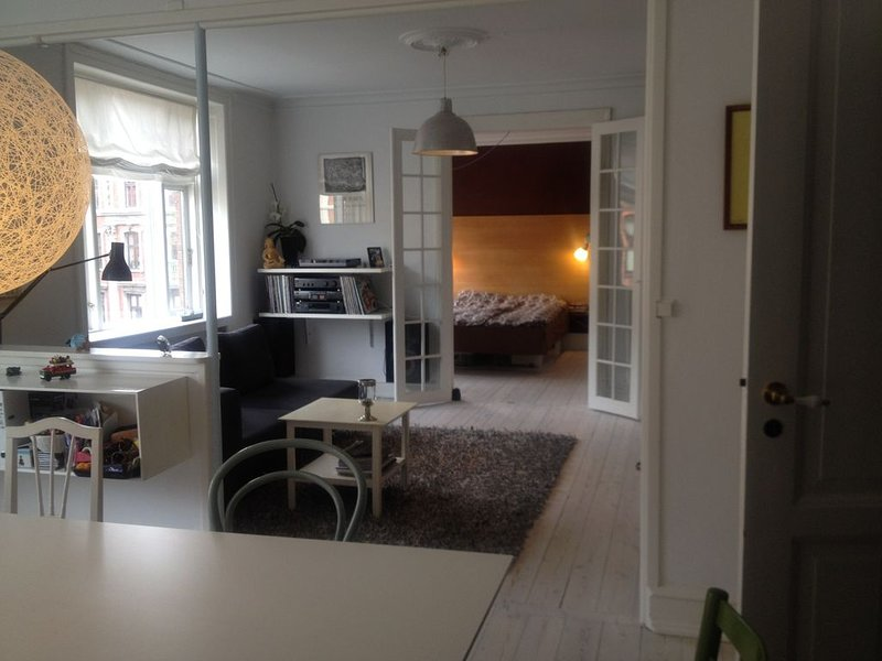 One fine place in Embassy Quarter Near Queens Palace and Little Mermaid, holiday rental in Gentofte Municipality