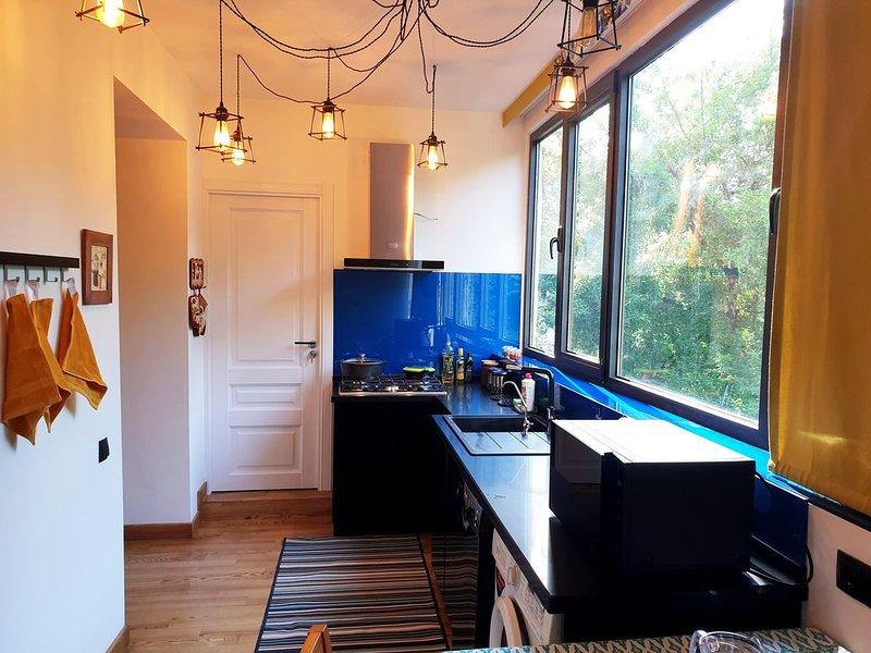 Fully Furnished Apartment near metro station, alquiler de vacaciones en Uzbekistán