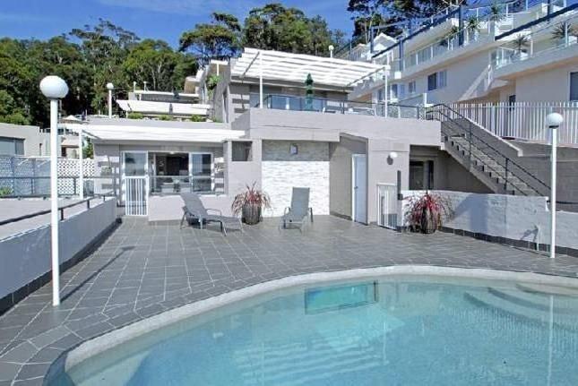 Terraces on Sea, Terrigal, casa vacanza a Forresters Beach