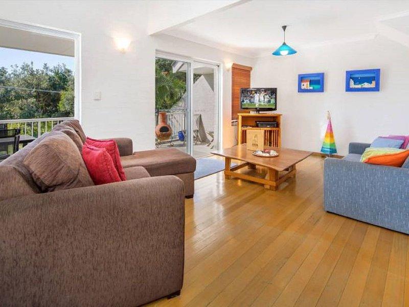 Kendall Beach Apartments 5 - Belongil Beach, holiday rental in Tyagarah