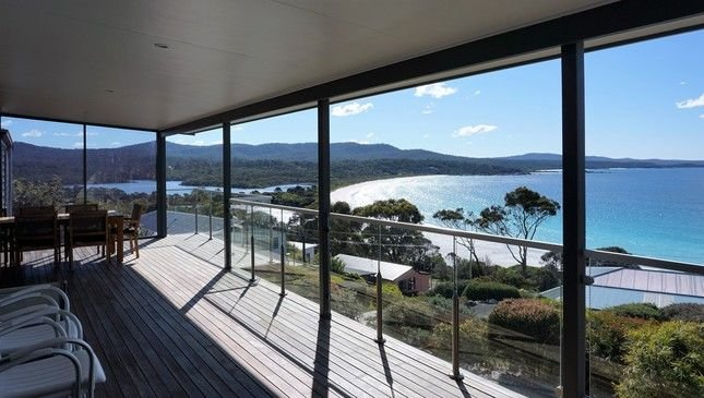SEA EAGLE COTTAGE Bay of Fires PEOPLES CHOICE TAS, casa vacanza a Ansons Bay