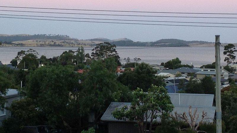 Views on Charles - a coastal getaway, holiday rental in Buckland