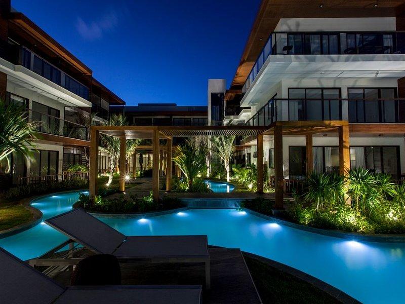 Villa Azure, Praia da Penha, Ilha de Itaparica, vacation rental in Itaparica