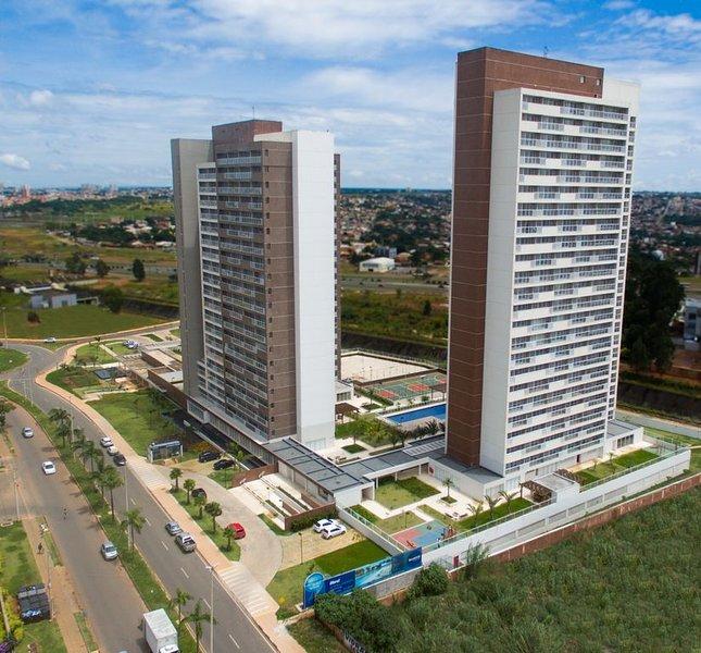 Blend Hplus Long Stay - Apartamento 34m² com Wi-fi e serviços de hotelaria., location de vacances à Taguatinga