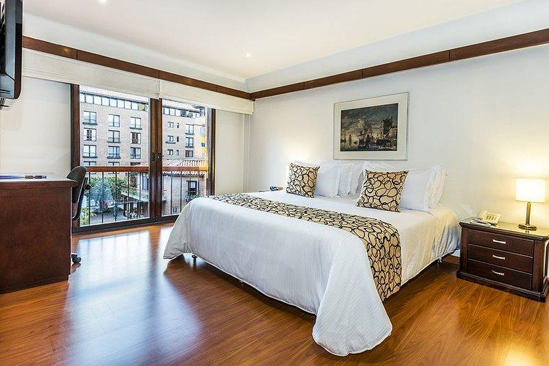 Apartamento 2 pax en Condominio Plenitud, location de vacances à La Calera