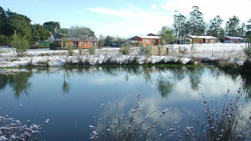 AAA Granary Accomm - Gumnut 2 bedroom Cottage, vacation rental in West Kentish