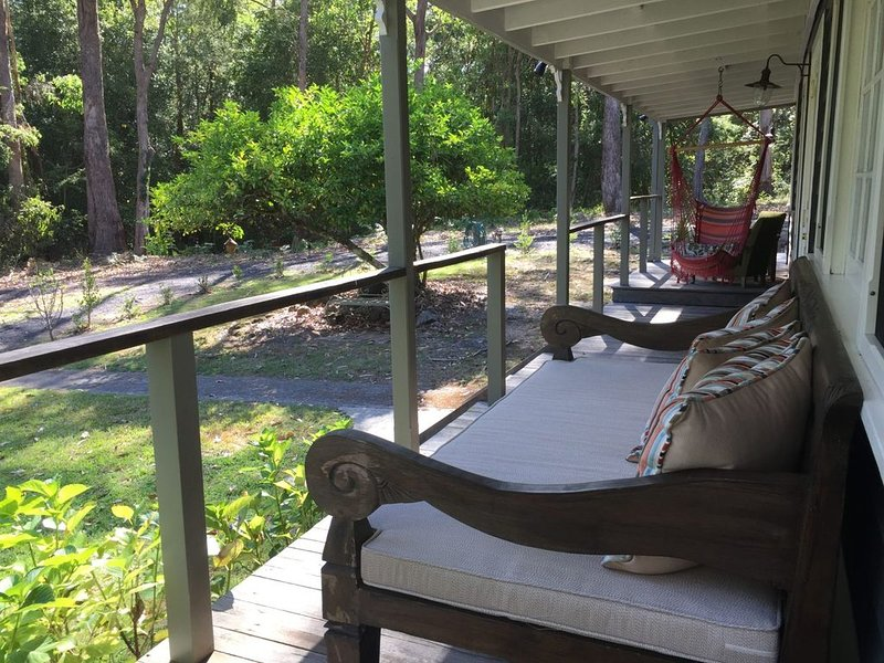 Beautiful and Enchanting Cottage, vacation rental in Kangaroo Valley