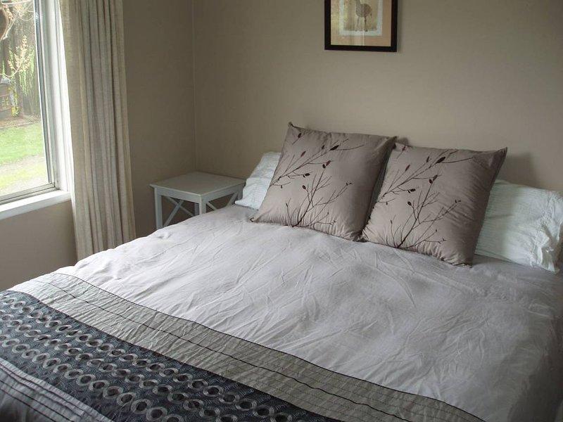 (Valfritt) 2: a sovrummet som King Bed