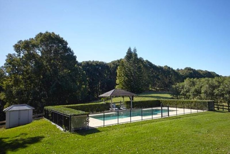 Sunnybank Cottage Byron Bay hinterland, holiday rental in Repentance Creek
