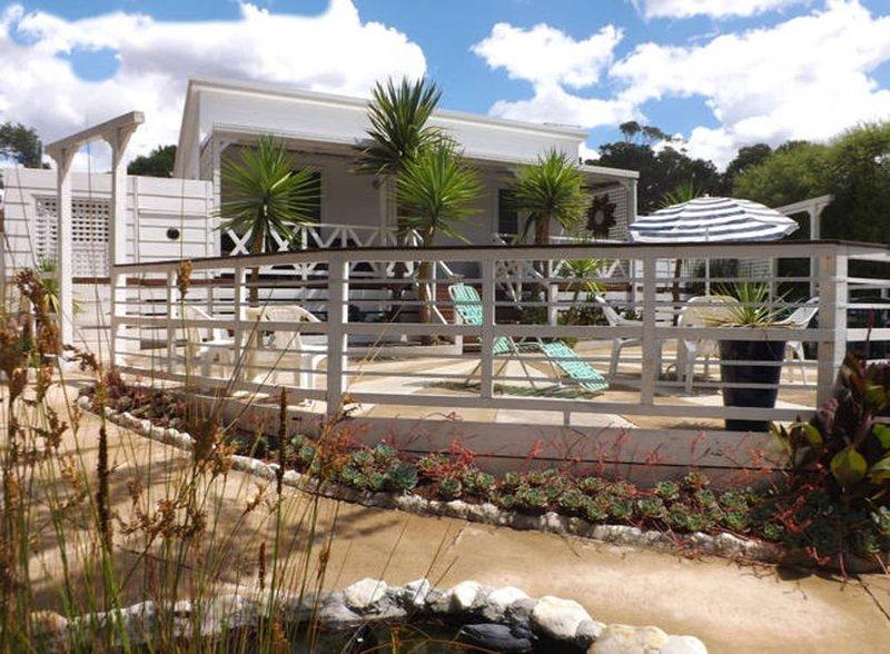 Sparkling Springs Cabin, location de vacances à Clunes