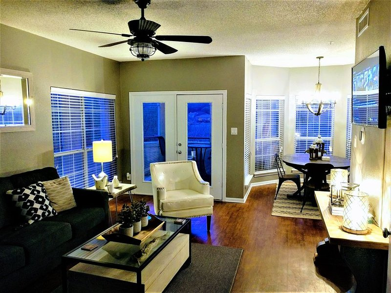 Open Living Area Floorplan for Entertaining