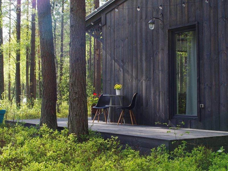Rabarberi LV #R1 - Forest like Feeling ❤ – semesterbostad i Sigulda