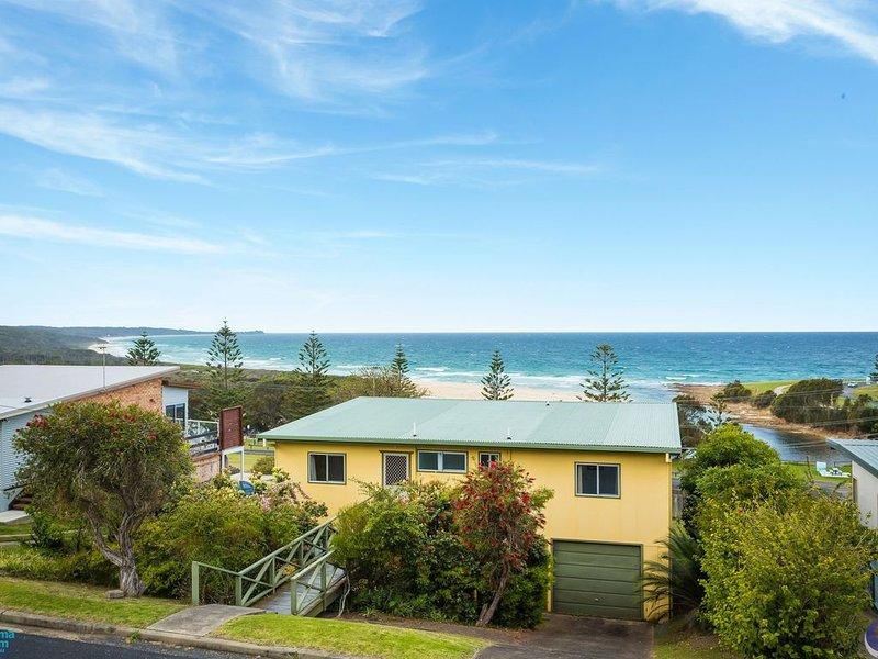 Pet-friendly beach house with breathtaking ocean views., alquiler vacacional en Dalmeny