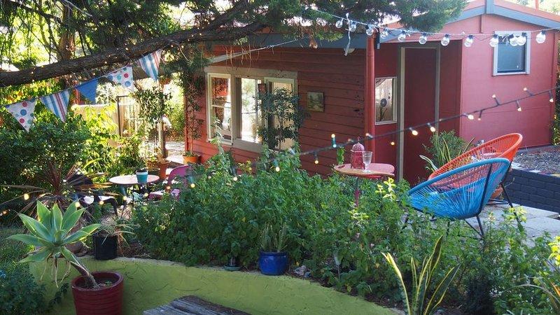 Wanderer's Rest - Hills Retreat Studio Cabin, vacation rental in Kalamunda