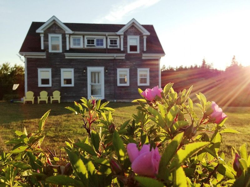 Orchard Point - Private Oceanfront Paradise, aluguéis de temporada em Shelburne