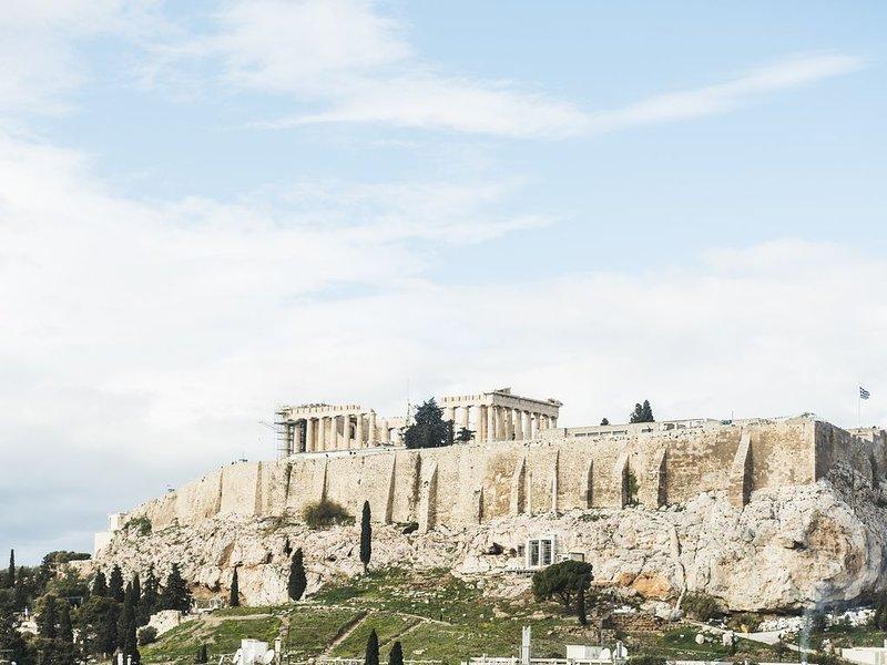 Terrace View / The Parthenon