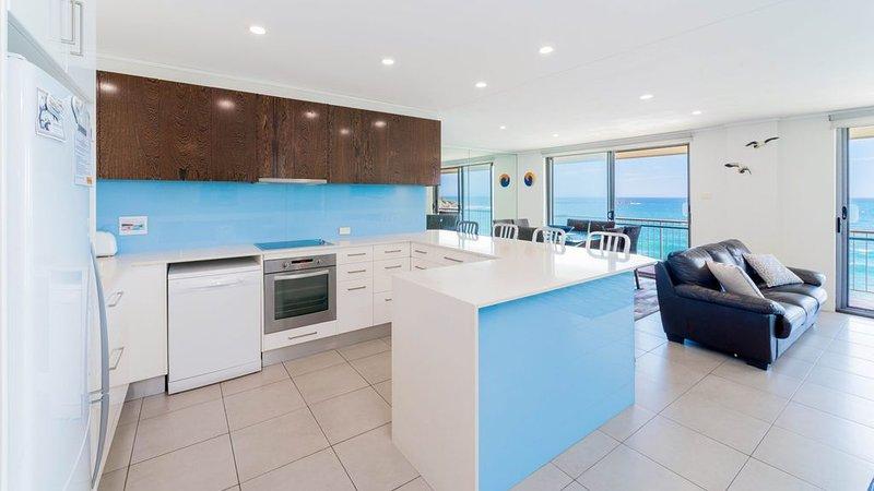 Craigmore On The Beach Penthouse, aluguéis de temporada em Yamba