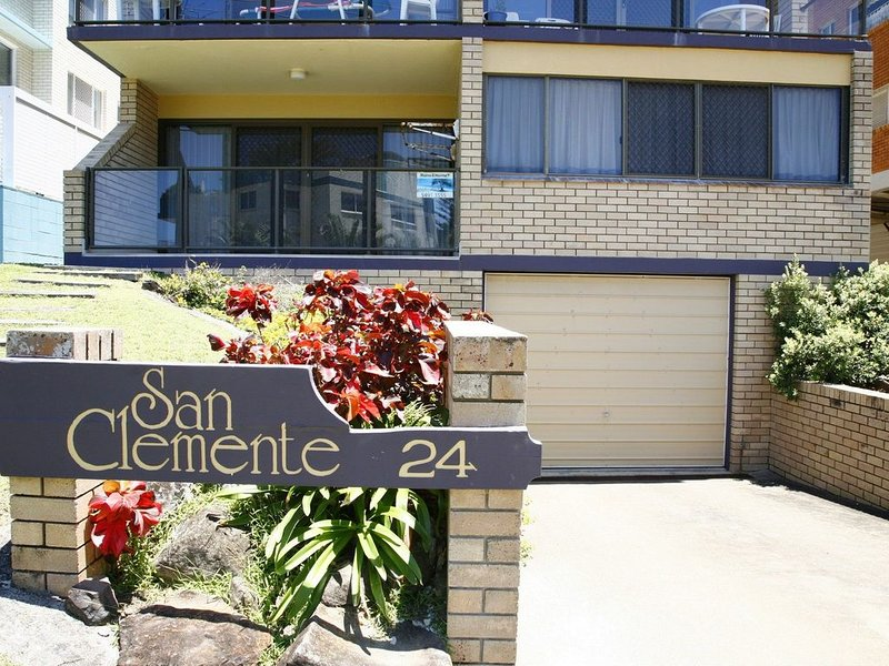 San Clemente U1/ 24 Orvieto Terrace,, vacation rental in Caloundra