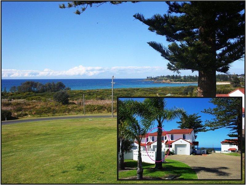 Twin Pines  2 - Ocean views, location de vacances à Bermagui