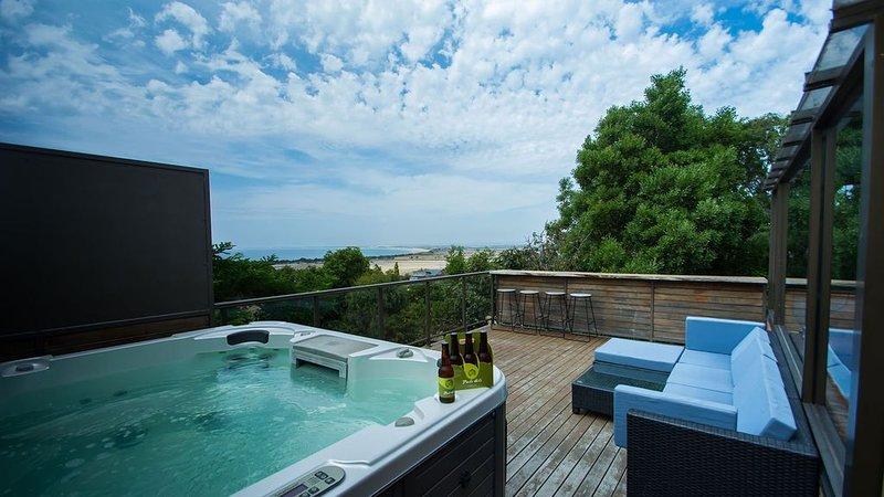 Spa House Bridport Tasmania, holiday rental in Bridport