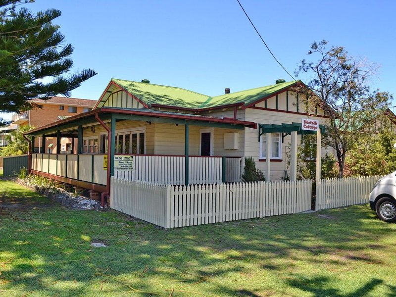 Norfolk Cottage - South West Rocks, NSW, holiday rental in South West Rocks