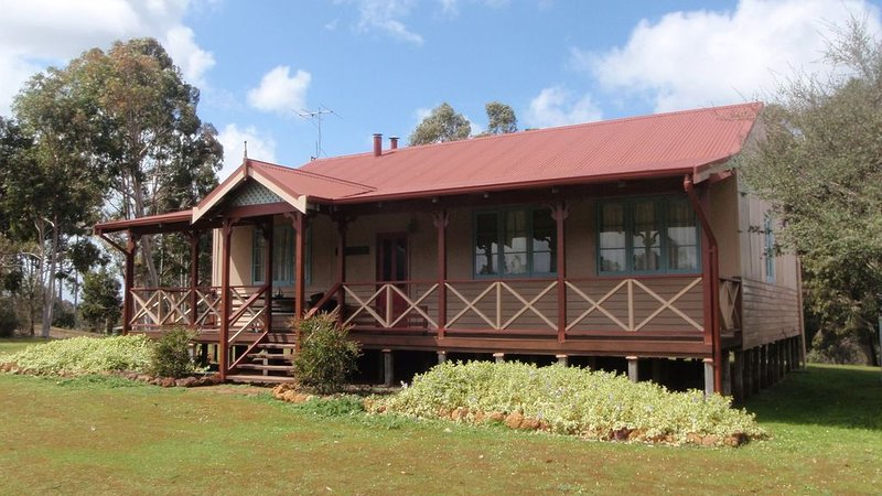 Illyarrie River Retreat, holiday rental in Nannup