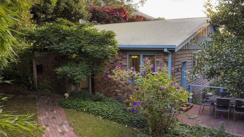 Glenbrook Cottage in Warburton, alquiler vacacional en Yarra Valley