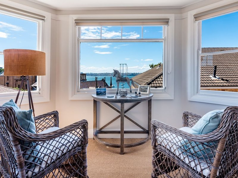 Heritage Elegance in  Harbourside Luxurious Apartment amazing location, holiday rental in Double Bay