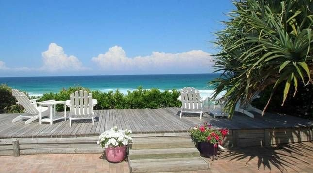On The Beach - Absolute beach front with pool, location de vacances à Pacific Palms