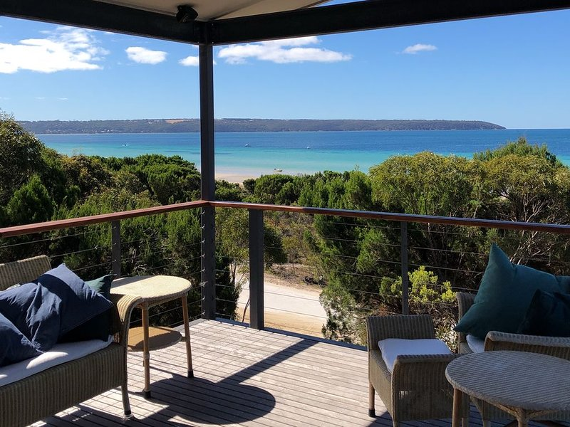 DeCoudie Beach House - Architecturally designed, on the doorstep of the beach, holiday rental in Island Beach