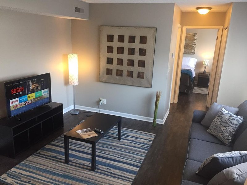THE MOST WONDERFUL APARTMENT IN DECATUR IL, holiday rental in Decatur