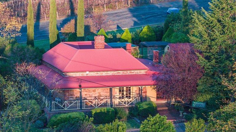 Vineyard Cottage - Gumeracha, location de vacances à One Tree Hill