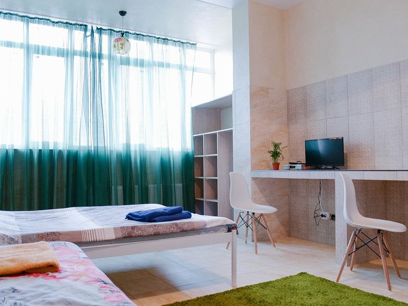 Apartments on Konovaltsia street  36e, holiday rental in Kyiv (Kiev)