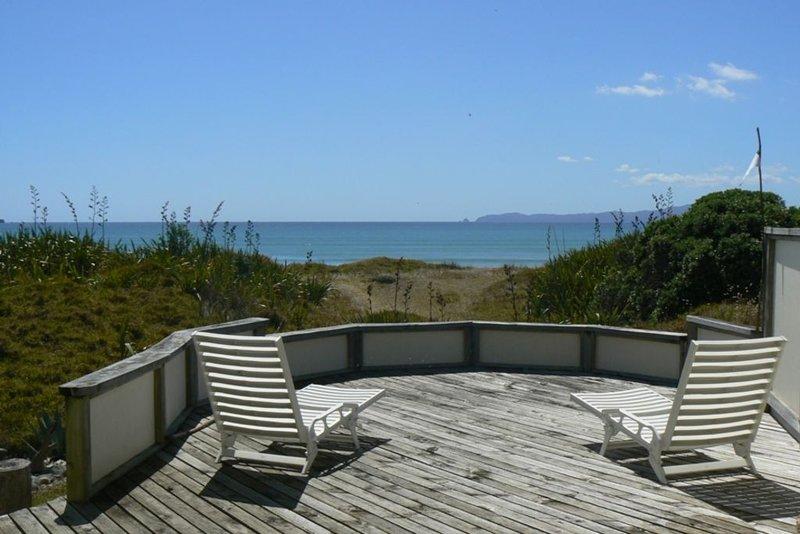 Tokerau Beach retreat, holiday rental in Mangonui
